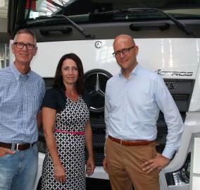 Der LKW der Zukunft: Wie sieht automatisiertes Fahren bei Daimler Trucks aus?