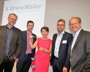 """Erwin Müller Versandhaus """"spielt"""" auf vielen Kanälen"""