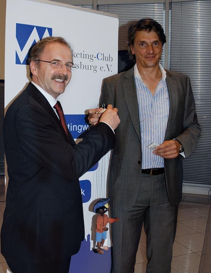Manfred Stöckl, Michael Kimmich (Echion AG)
