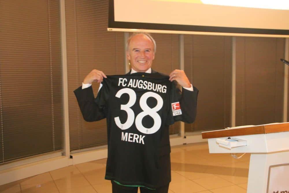 Ehrenmitgliedschaft für Herrn Josef Merk