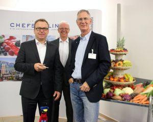 Wir leben Foodservice – Neue Anforderungen für den Lebensmittel Großhandel Besuch beim nationalen Marktführer