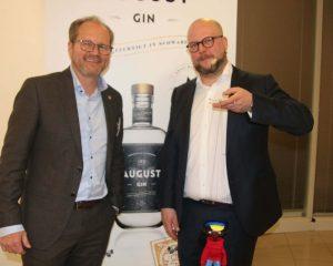 AUGUST Gin – Von der Schnapsidee zum Startup